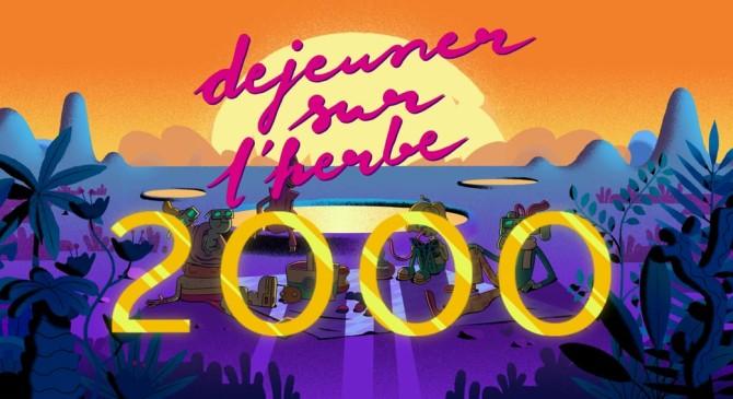 Dejeuner Sur l'Herbe 2000